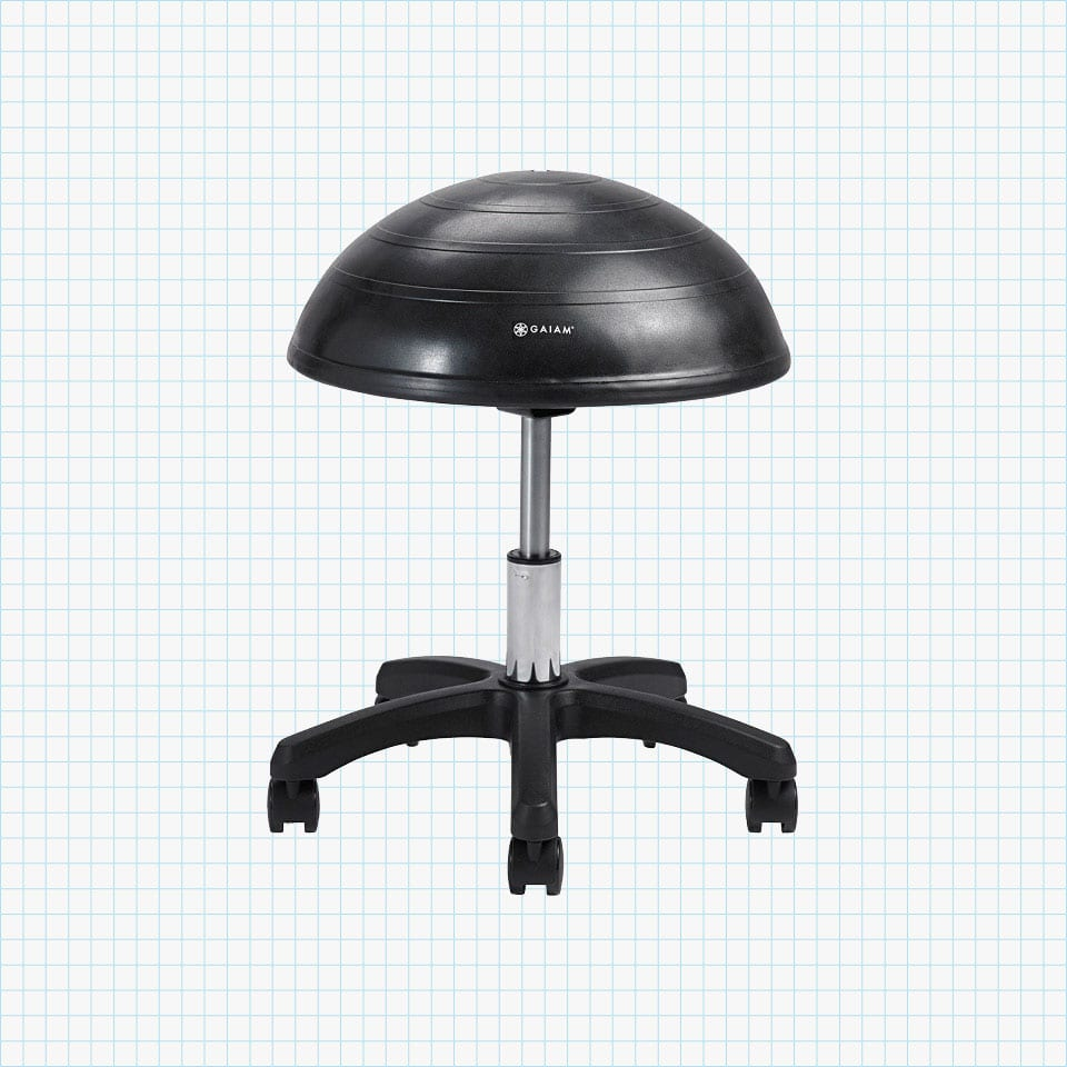 Gaiam Balance Ball Chair Stoola