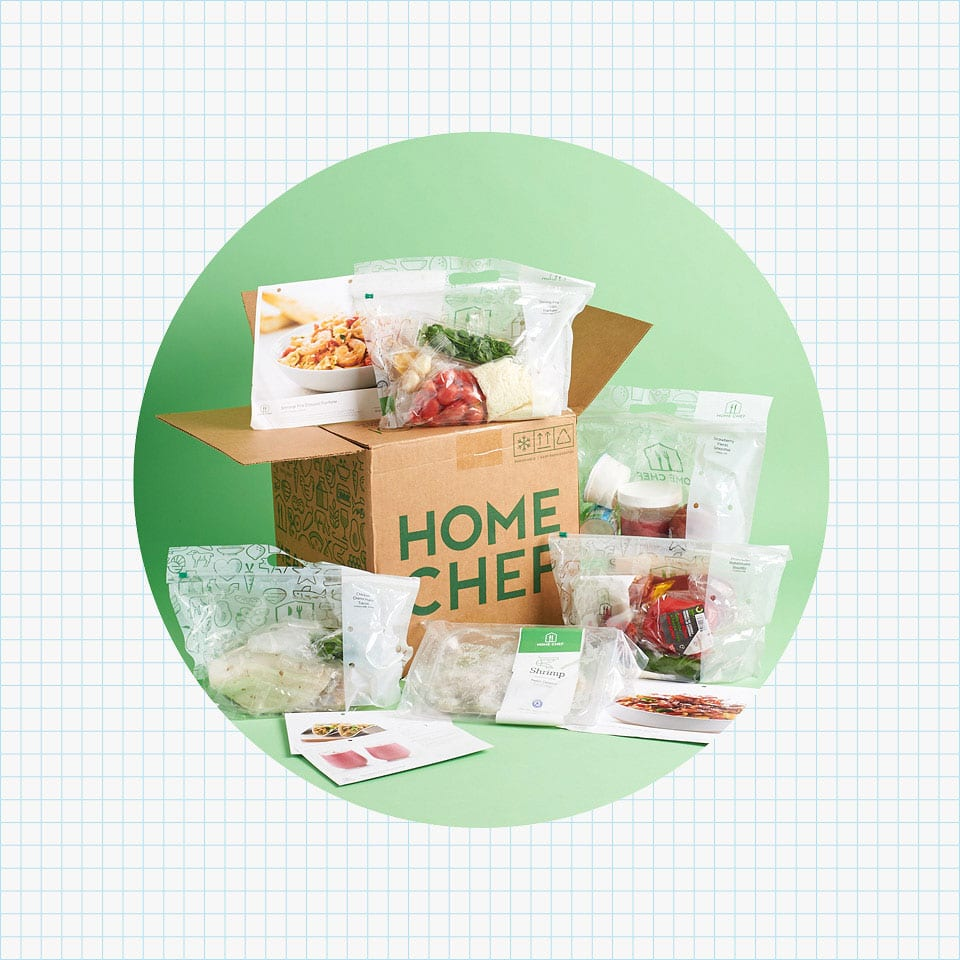 Home Chef Meal Kit Service
