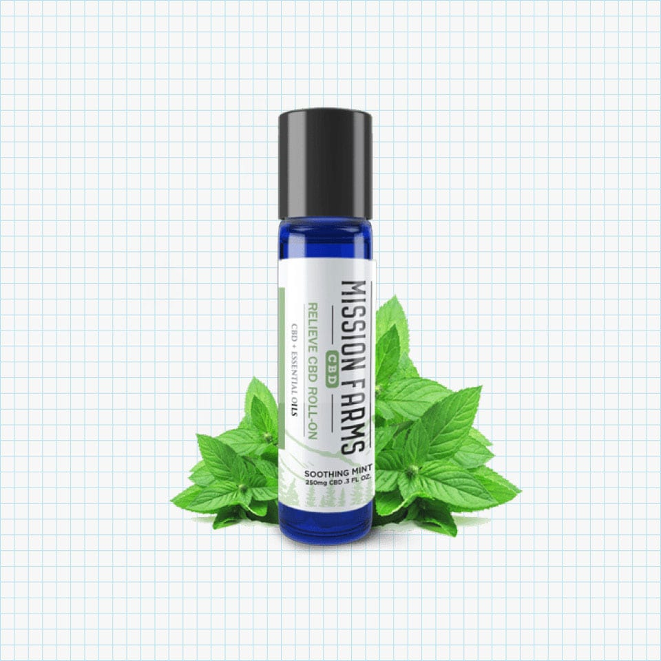 Mission Farms Relieve CBD Roll-On
