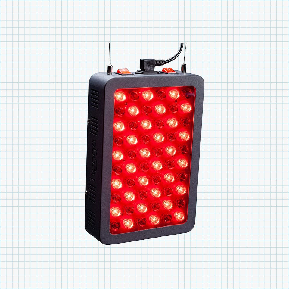 Near Infrared Red Light Therapy Device