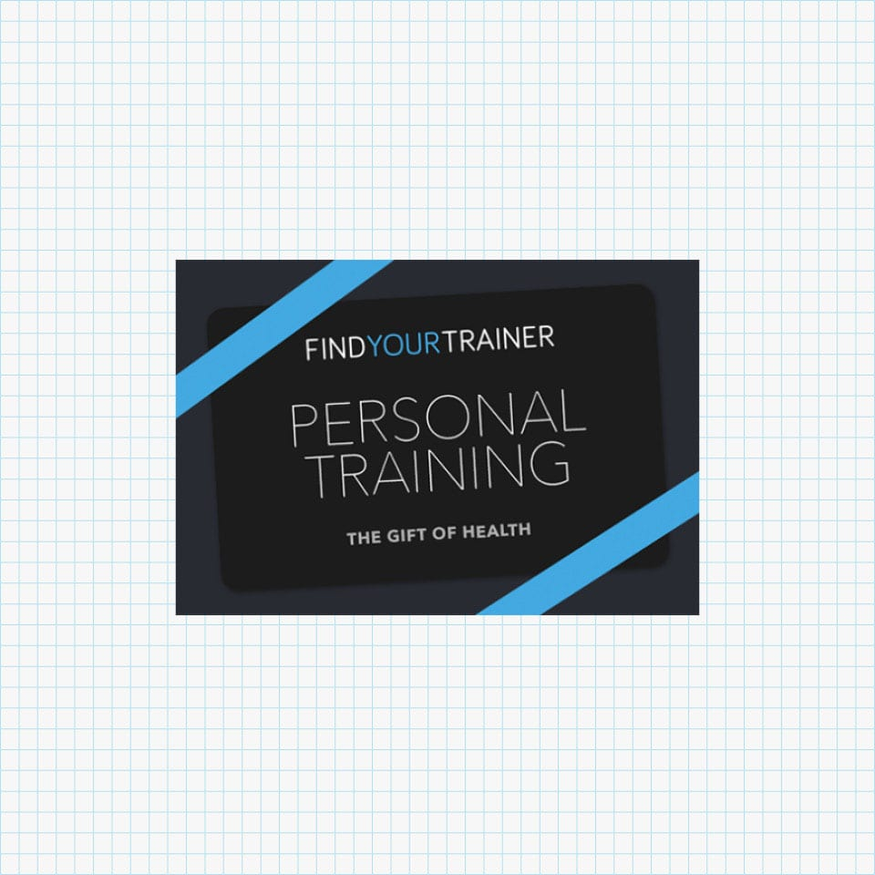 Personal Training Voucher from Find Your Trainer