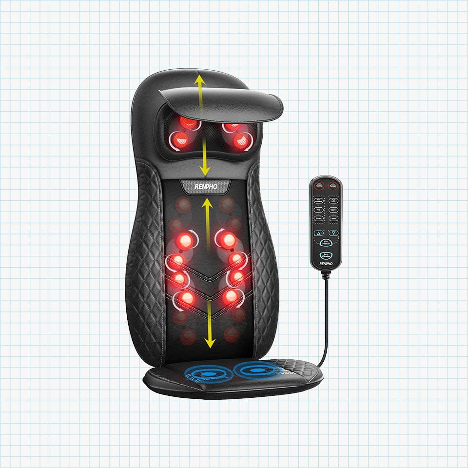 Renpho Shiatsu Back Massage Cushion