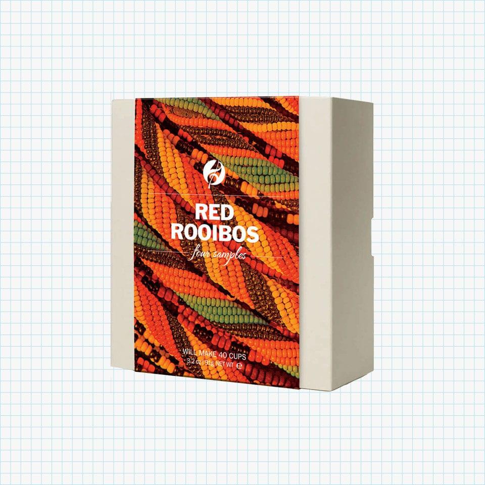 Red Rooibos Teas from adagio teas