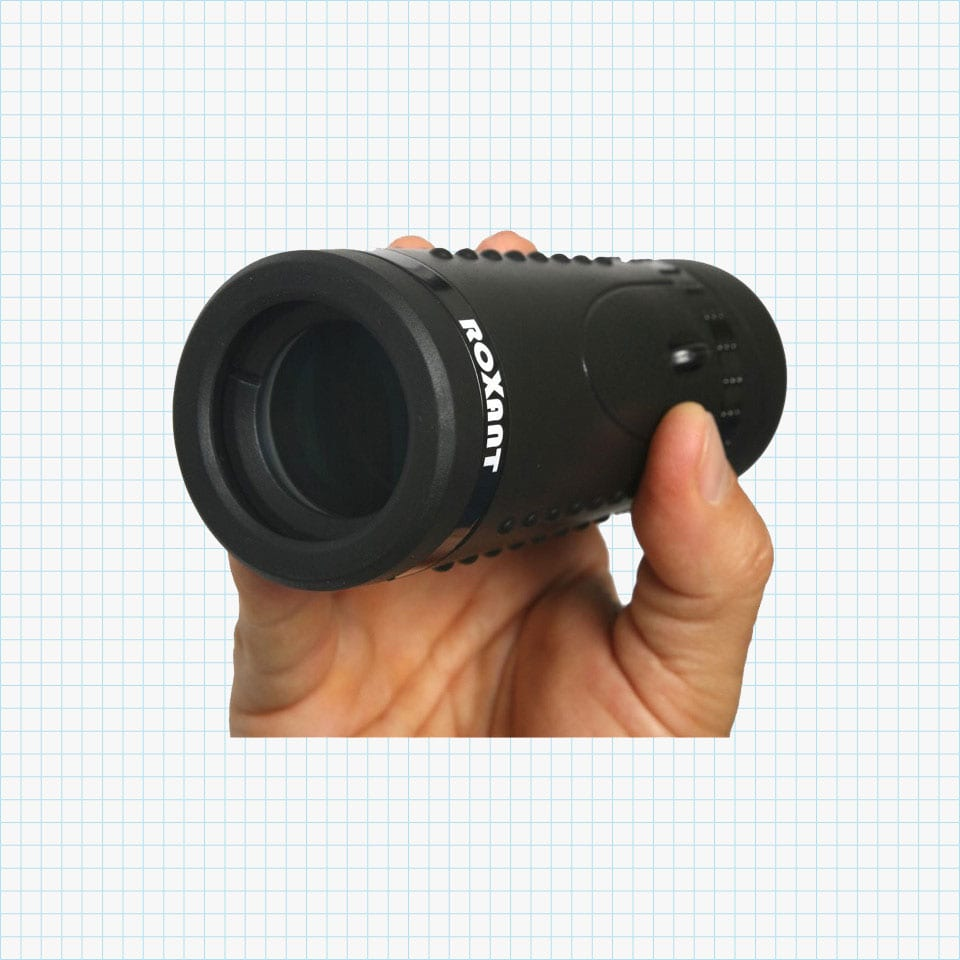 Roxant Grip Scope High Definition Wide View Monocular