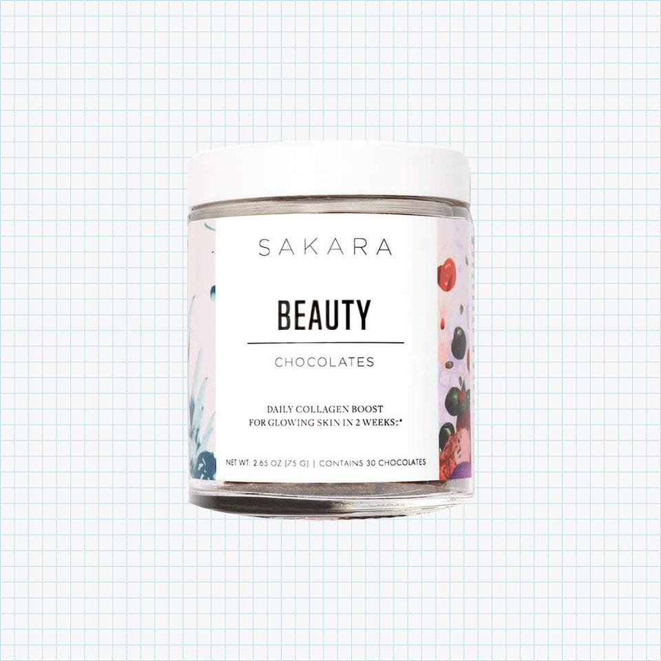 Sakara Beauty Chocolates