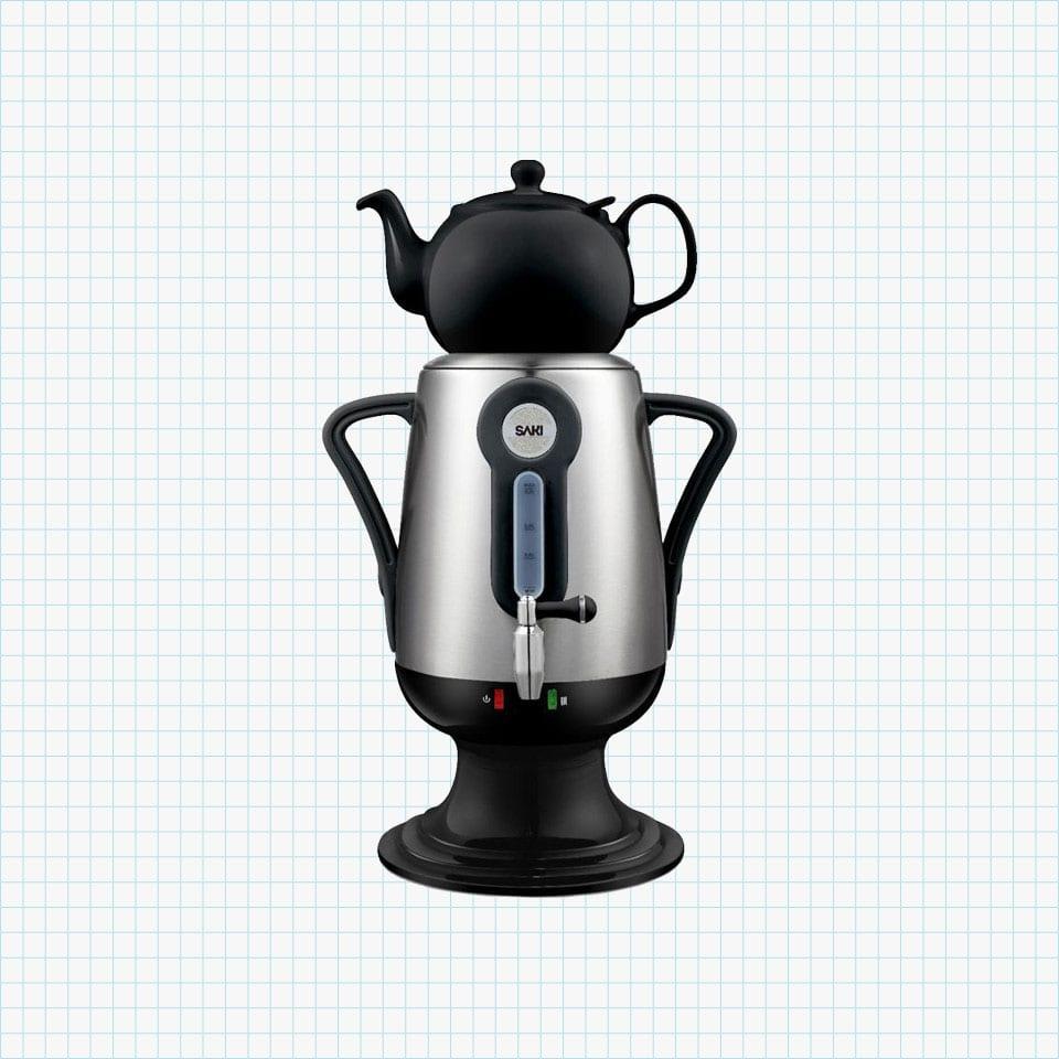Saki Samovar Electric Tea & Chai Maker
