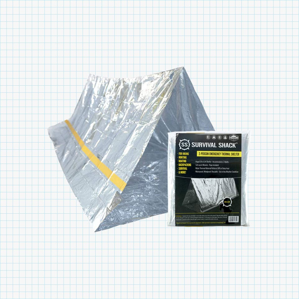 Survival Shack Emergency Survival Shelter Tent