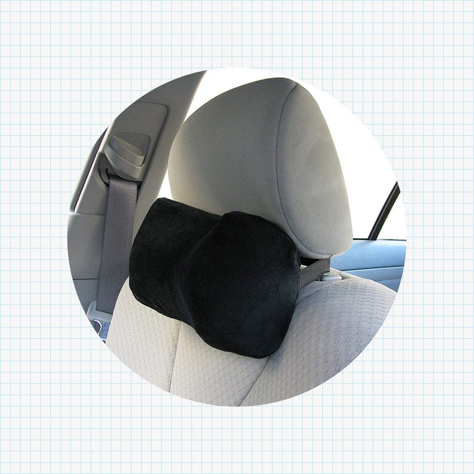 TravelMate Car Neck Pillow