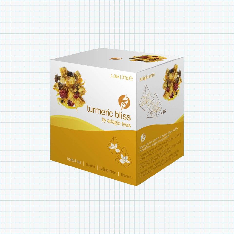 Turmeric Bliss by adagio teas