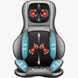 Top-rated massage cushion: Comfier Shiatsu Neck & Back Massager