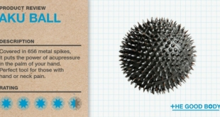 Aku Ball Review: Acupressure in the Palm of Your Hand