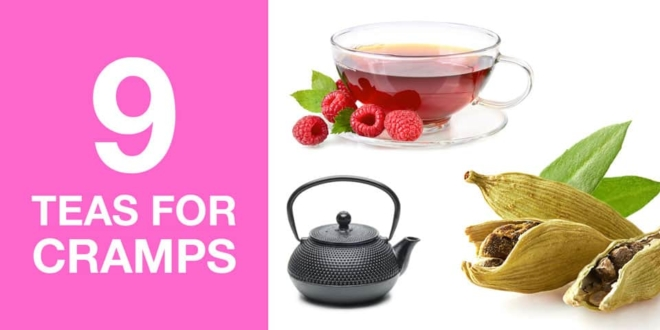 Best Teas for Cramps