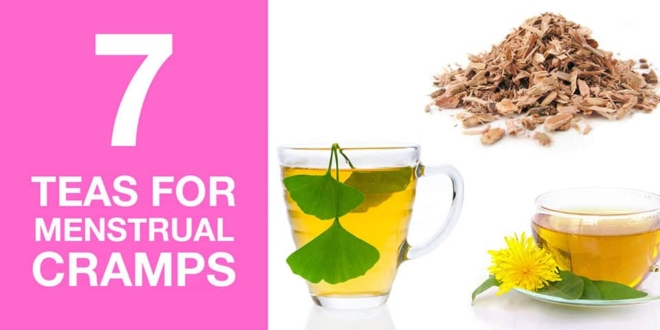 Best Teas for Menstrual Cramps
