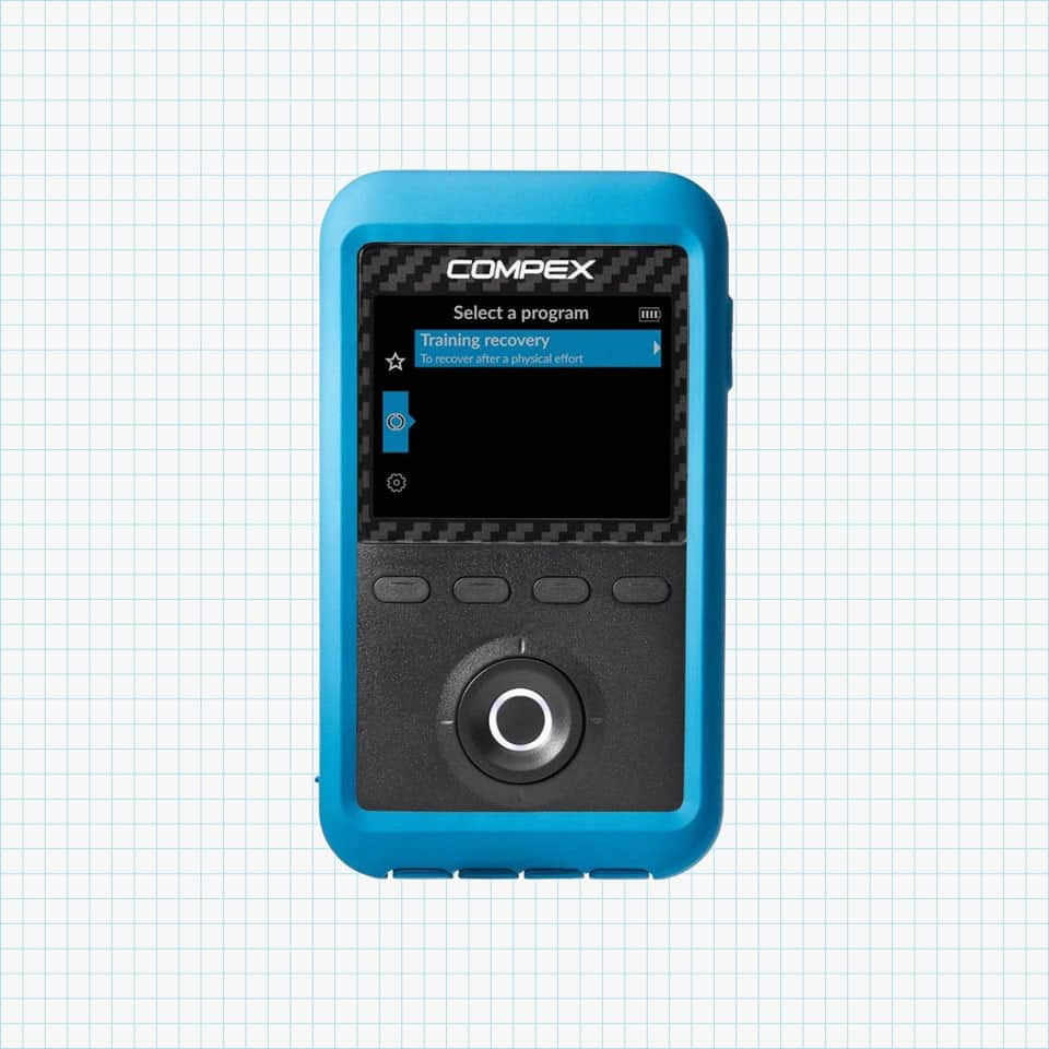 Compex Edge 3.0 Muscle Stimulator with TENS Kit