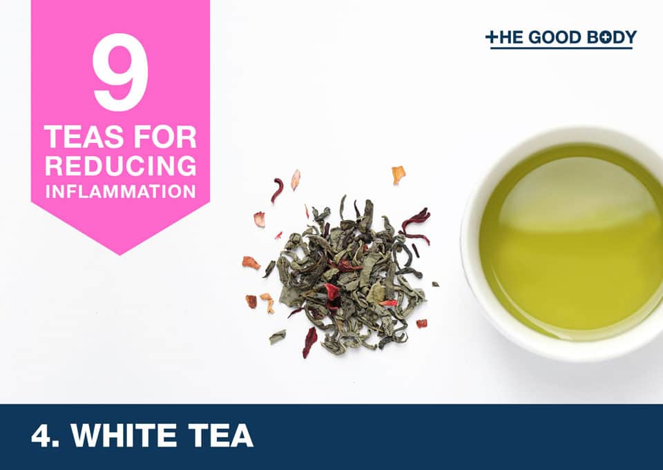 White Tea for inflammation
