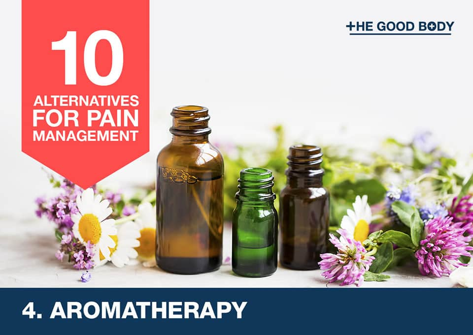 Aromatherapy – an alternative for pain management
