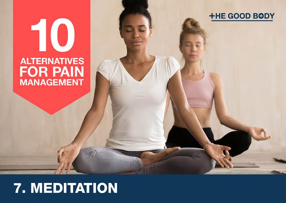 Meditation – an alternative for pain management