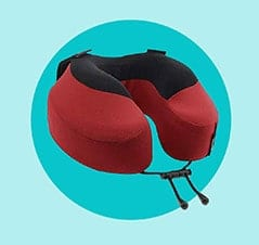 The Bet Gift for People Who Travel: Cabeau Evolution S3 Travel Pillow