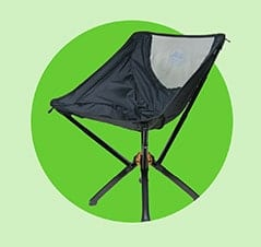 The Best Gift for Outdoor Lovers: Cliq Camping Chair
