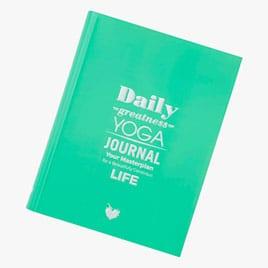Editor's pick: Dailygreatness Yoga Journal