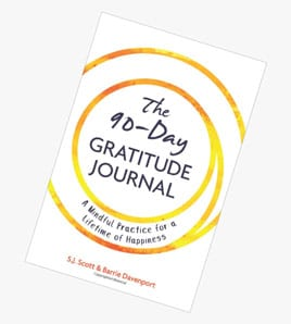 Editor's pick: The 90-Day Gratitude Journal