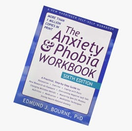 Editor's pick: The Anxiety and Phobia Workbook