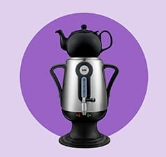The Best Gift for People Who Are Always Cold: Saki Samovar Electric Tea & Chai Maker