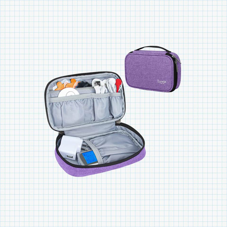 Luxja Carrying Case