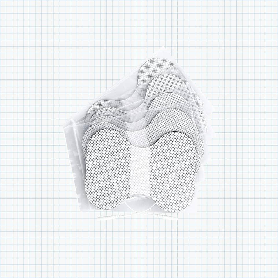 Syrtenty Butterfly Electrodes