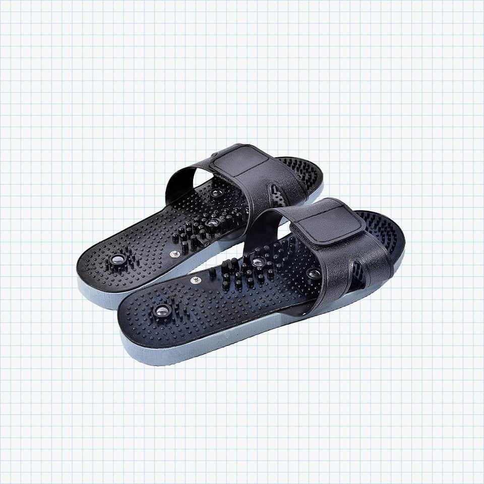 Techcare Massager Snap on Shoe