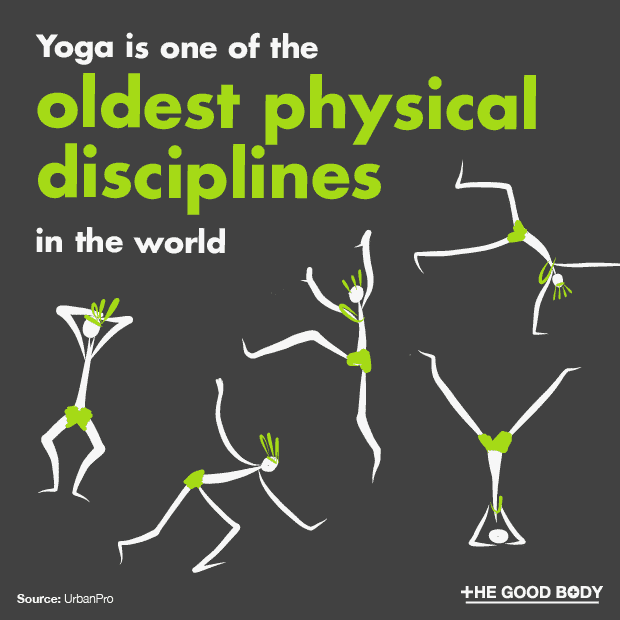 Yoga is one of the oldest physical disciplines in the world