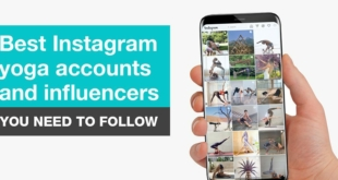 Best Instagram Yoga Accounts and Influencers