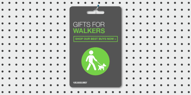 Gifts for People Who Like to Walk