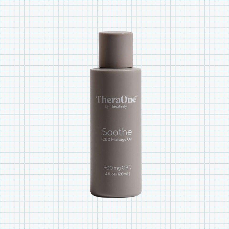 TheraOne Soothe CBD Massage Oil