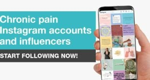 Chronic Pain Instagram Accounts and Influencers