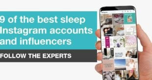 9 of the Best Sleep Instagram Accounts and Influencers