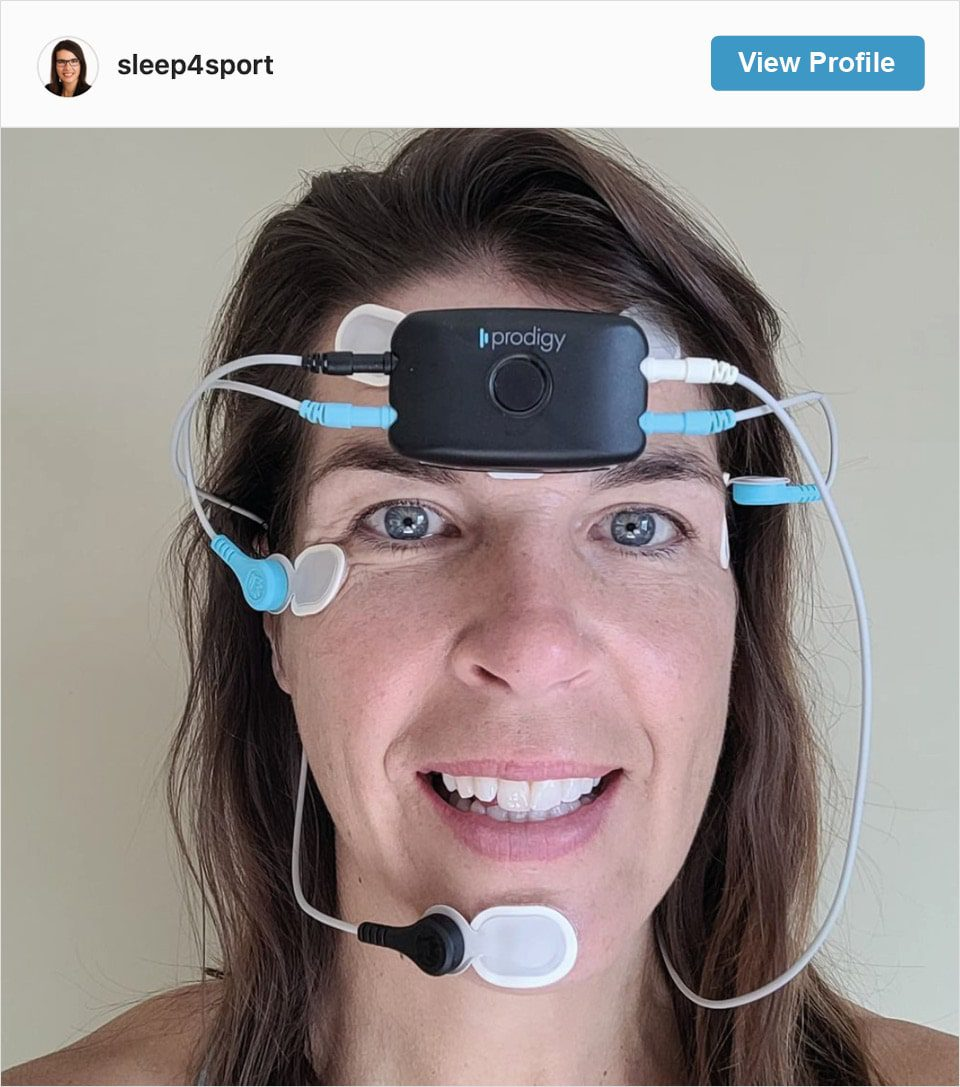 Follow Dr. Amy M. Bender's Instagram account