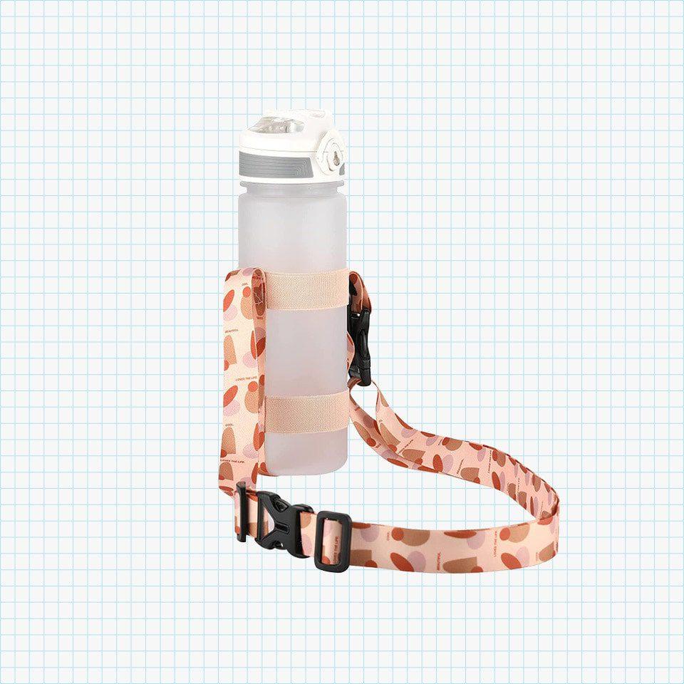 EasyAcc Water Bottle Carrier with Adjustable Shoulder Strap