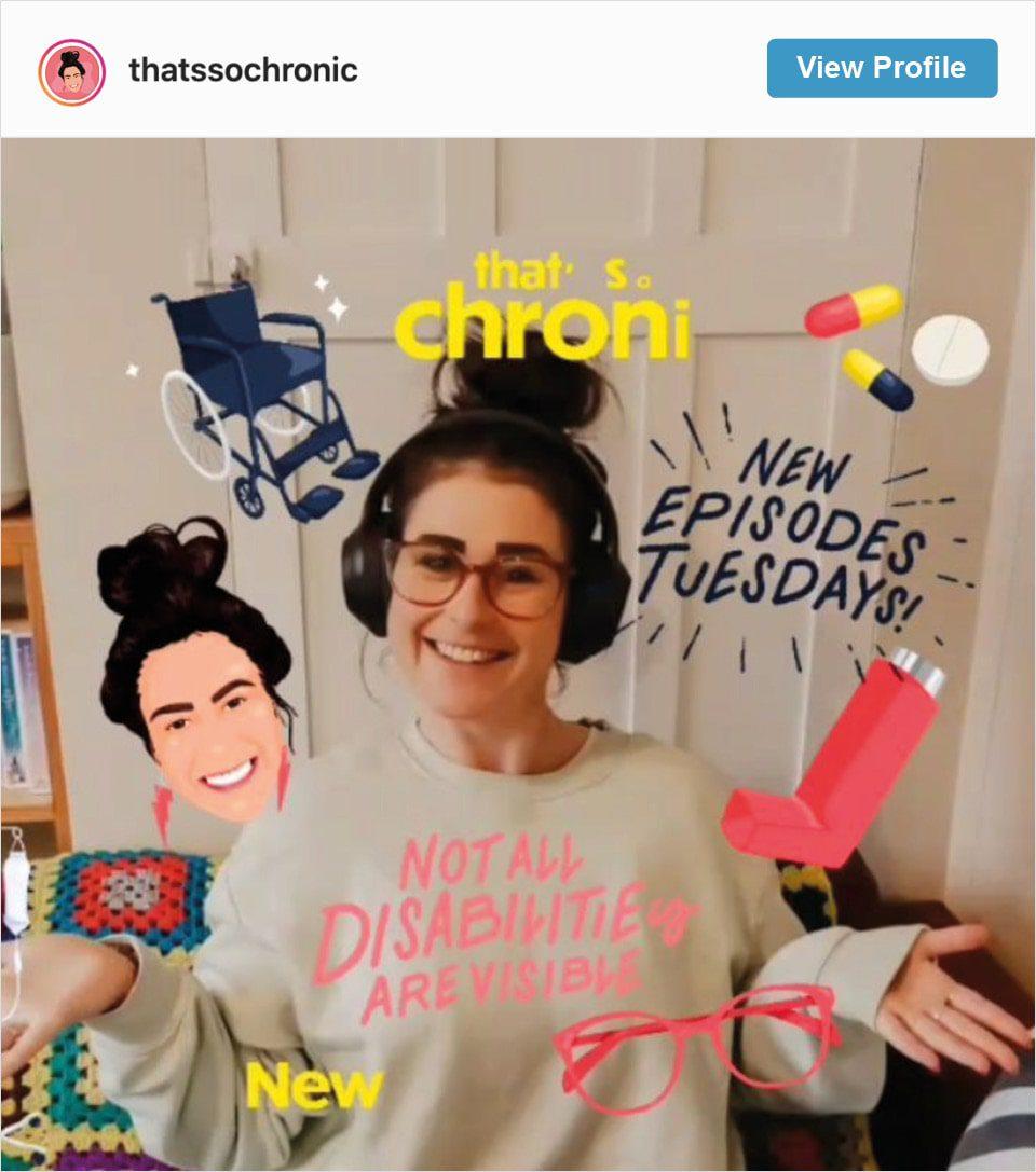 Follow Jess Brien's Instagram Account