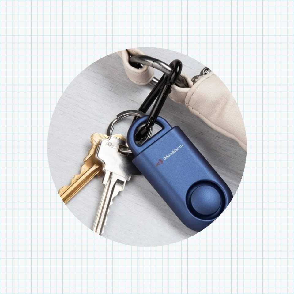 Personal Security Alarm