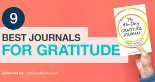 9  Best Gratitude Journals: Create a New Habit Today!
